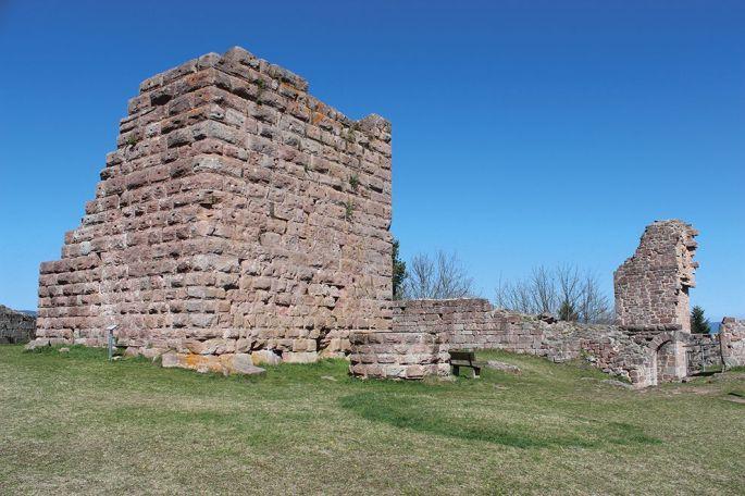 Le château du Hohnack