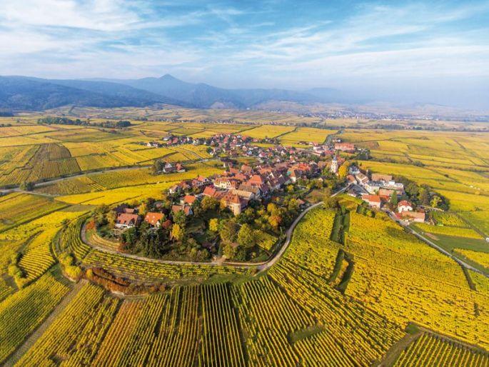 Le plus beau coin d'Alsace ?