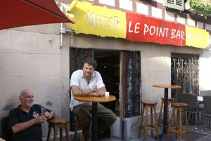 bar cafe le point bar a mulhouse, plan et horaires