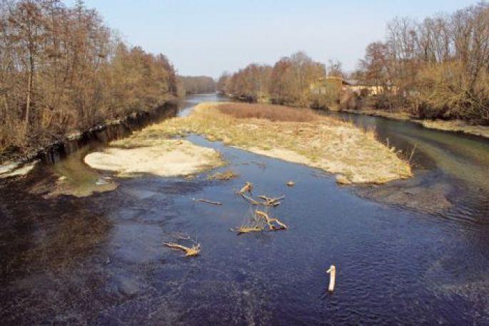 Le pont de l'Ill à Horbourg-Wihr