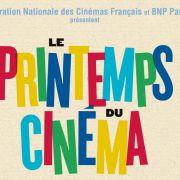 Le Printemps du Cinéma 2018