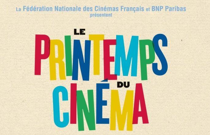 Le Printemps du cinéma, une opération nationale qui attire !