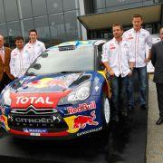 Le Rallye de France WRC 2013 en Alsace
