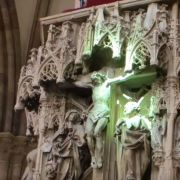Le rayon vert de la Cathédrale de Strasbourg