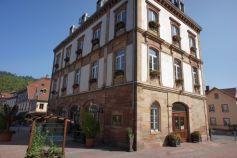 Le Repère de Schirmeck se situe dans l\'ancienne mairie de la commune