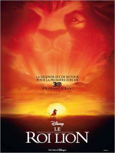 Le roi lion - 3D