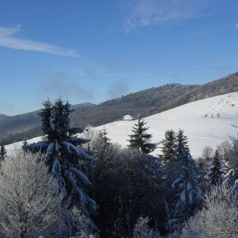Station de ski - Le Rouge Gazon