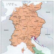 L\'Alsace comme région du Saint Empire