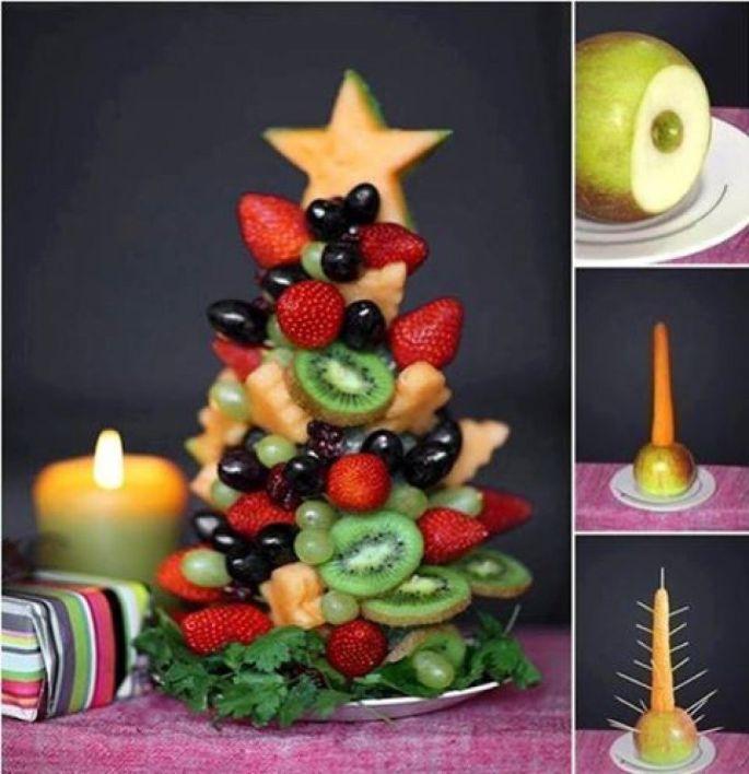Le sapin fruité