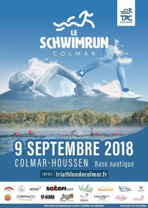 Le Schwimrun Colmar