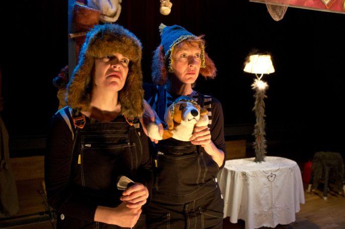 Le spectacle Flix par la compagnie des Anges Nus, sélectionné cette année par les Régionales