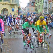 Le Tour de France 2009 à Colmar et dans le Haut-Rhin