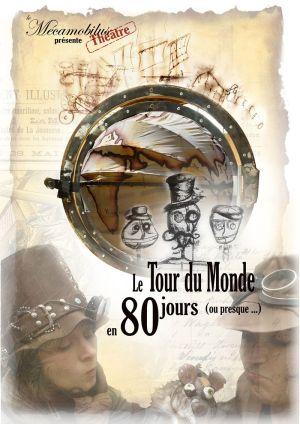 Le tour du monde en 80 jours (ou presque)
