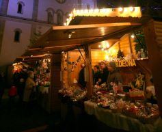 Le traditionnel Marché de Noël équitable et associatif à Illkirch-Graffenstaden