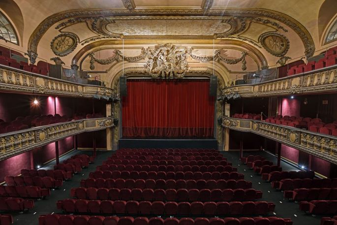 Théâtre Le Trianon à Paris