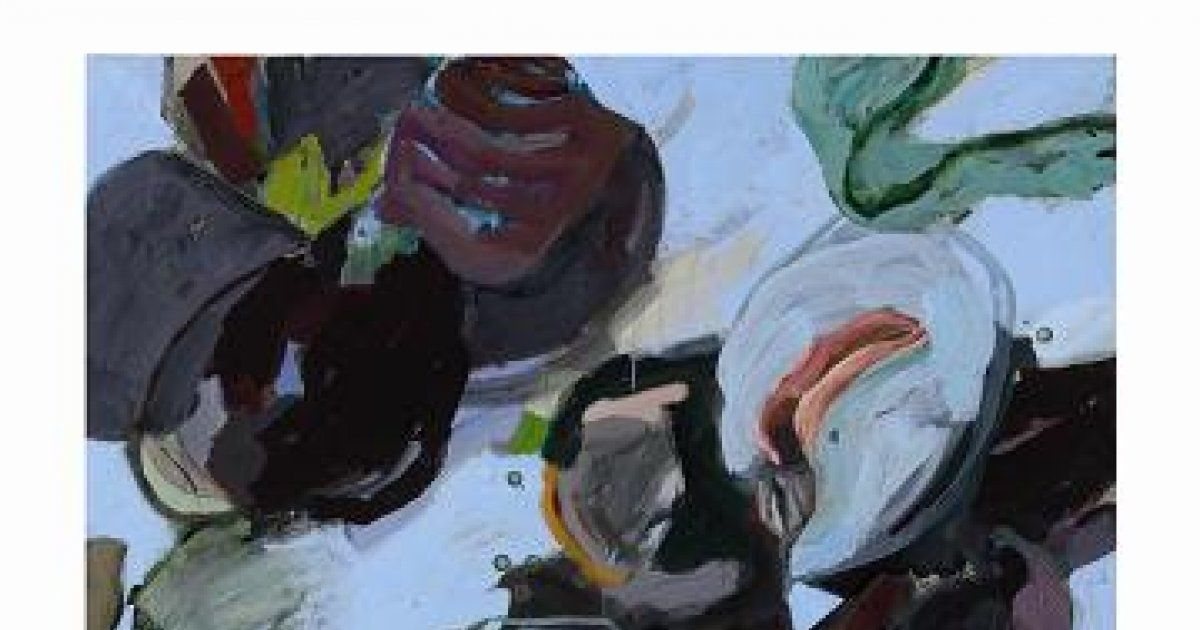Exposition Anne Sophie Tschiegg Peintures