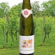Le vignoble du Klettenberg : où l\'on élabore l\'unique vin mulhousien !