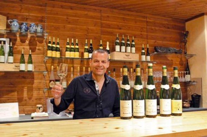 Le vin bio de Gustave Lorentz