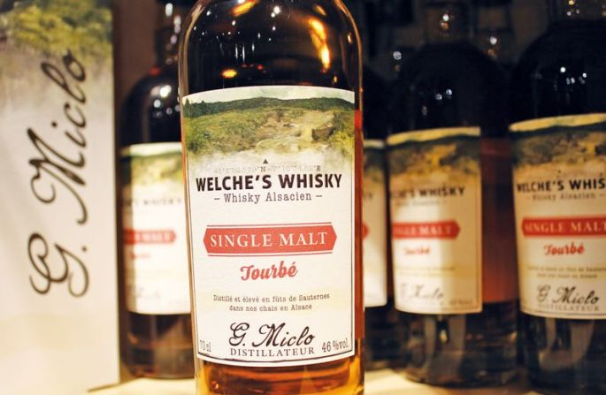 Le Whisky made in Miclo