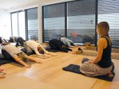 Le yoga : le corps et l'esprit