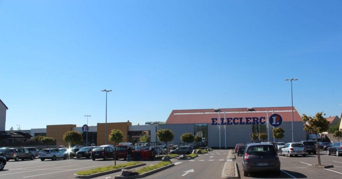 Supermarch Leclerc De Ribeauvill