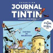 Les 70 ans du Journal Tintin : la saga des jours heureux