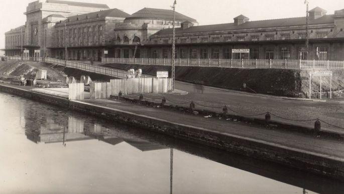 Les 90 ans de l'inauguration de la Gare de Mulhouse