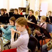 Les accords de l'orchestre - Conservatoire de Mulhouse 2007