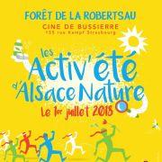 Les Activ\'été : Courir pour la nature !