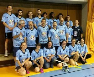 Les Aigles de Mulhouse floorball