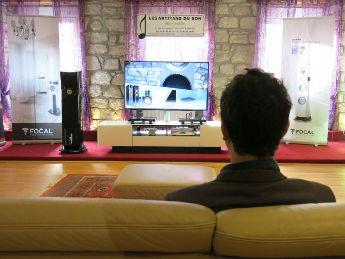 Venez tester sur place le matériel hi-fi qui vous intéresse avant de l\'acheter