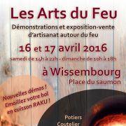 Les Arts du feu à Wissembourg