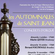Les Automnales de Saint Jean