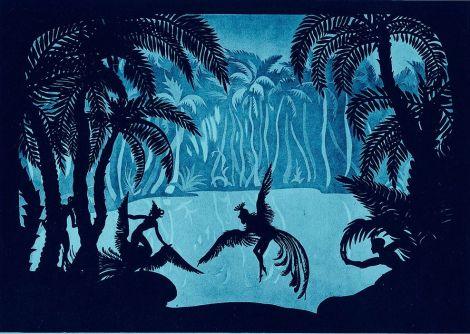 L\'Orchestre symphonique de Mulhouse en version quintet propose un ciné-concert sur Les aventures du prince Ahmed