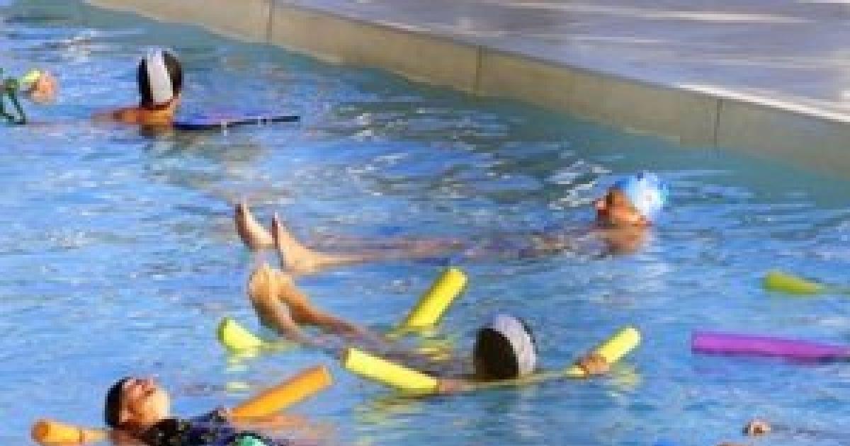 Les bienfaits des activit s aquatiques piscine mulhouse for Piscine rouffach