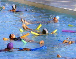 Les bienfaits des activités aquatiques
