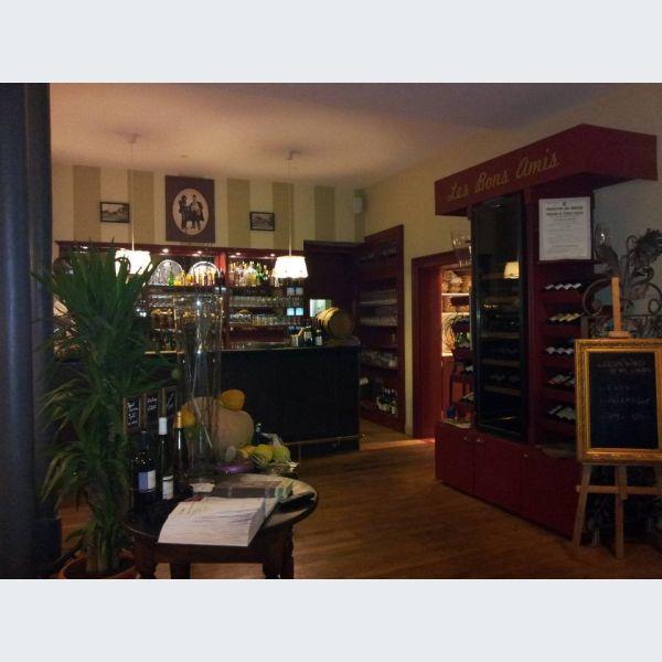 Les bons amis geispolsheim restaurant cuisine fran aise for Restaurant cuisine francaise