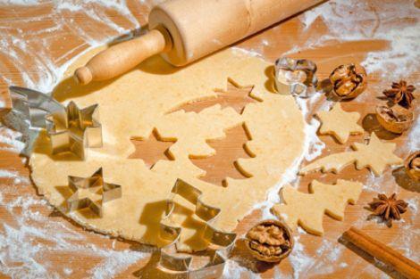Les bredalas, petits gâteaux de Noël