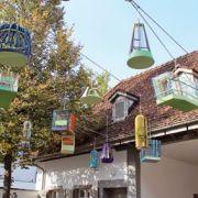 Le Rehberger-weg : un parcours d\'art et de design