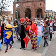 Les Carnavals 2018 en Alsace et environs