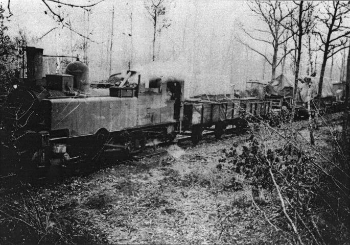 Mortzwiller : convoi ALVF 320 loco