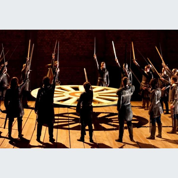 Perceval le gallois strasbourg th tre th tre - Les chevaliers de la table basse ...