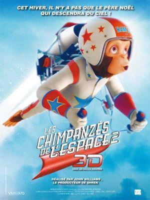 Les Chimpanzés de l'Espace II