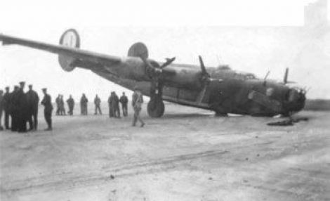 Les chutes d'avion pendant la seconde guerre mondiale en Alsace