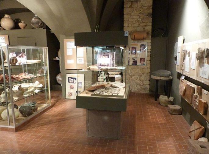 Les collections du musée archéologique de Brumath