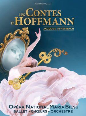 Les Contes d\'Hoffmann