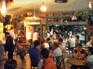 les copains dabord bar cafe mulhouse haut-rhin : musique,  bars, cafes, boire-un-verre, brasserie, bistrot, pub