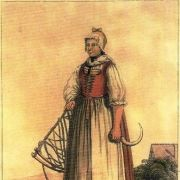 Les costumes oubliés de Haute-Alsace