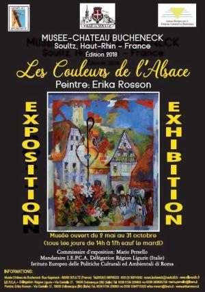 Les couleurs de l\'Alsace