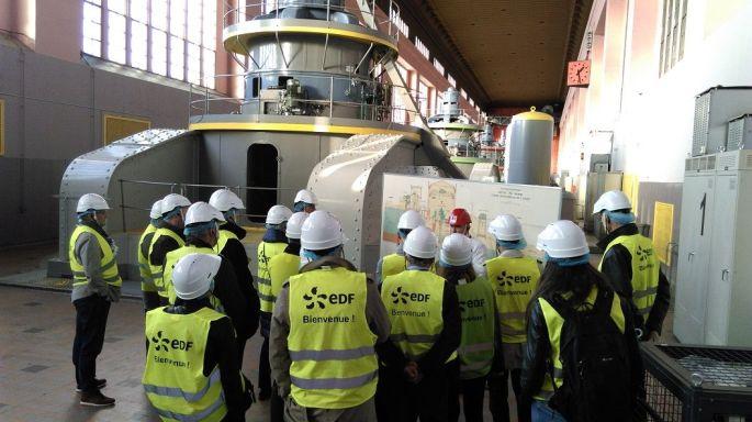 On découvre les coulisses de la centrale hydroélectrique EDF
